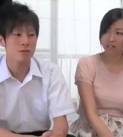 【素人】家庭教師と童貞生徒が賞金をかけて筆おろしゲーム!!