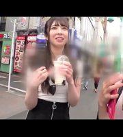 【ハメ撮り】新大久保で韓流好きの素人女子大生をガチナンパ